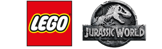 LEGO® Jurassic World™ Logo