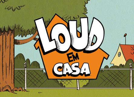 LoudEmCasa