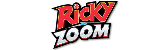 Ricky Zoom Logo