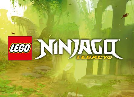 Lego Ninjago Legacy 1