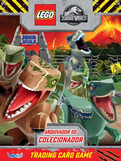 LEGO® Jurassic World™ TCG Arquivador