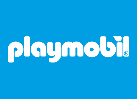 Playmobil Logo Fundo