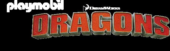Playmobil DreamWorks Dragons Logo