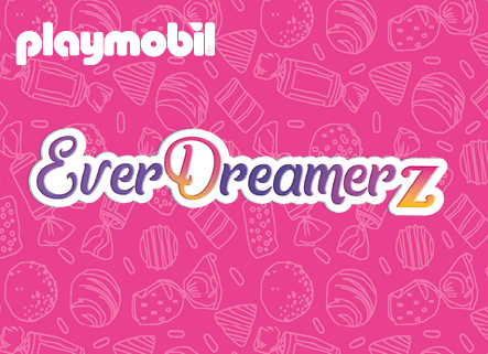 Playmobil Everdreamerz Logo Fundo