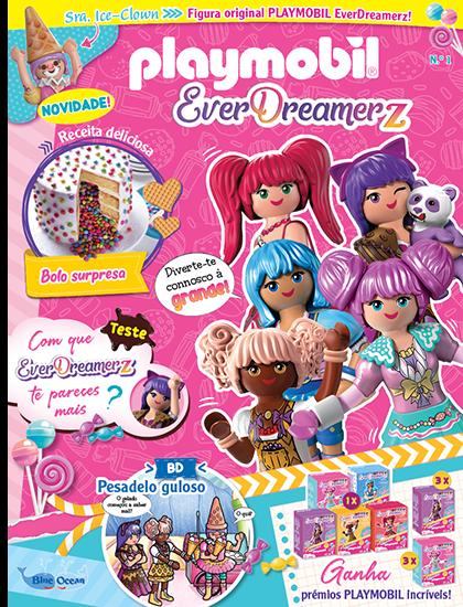 Playmobil Everdreamerz Capa