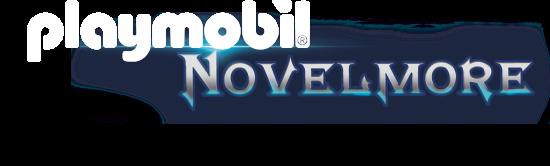PLAYMOBIL Novelmore Logo