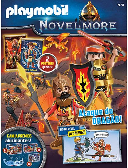 PLAYMOBIL Novelmore Capa